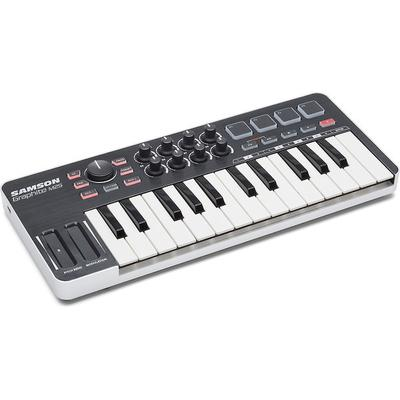 Samson 25 Key Mini Keyboard Controller