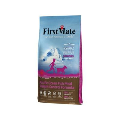 FirstMate Weight Control/Senior Pacific Ocean Fish Meal D...