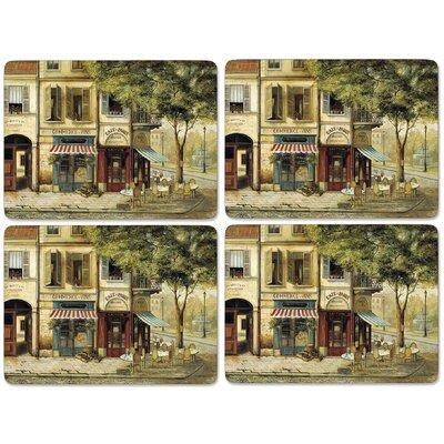 Pimpernel Parisian Scenes Placemat Set 2010643423