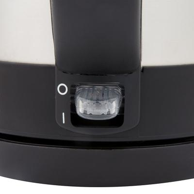 Hamilton Beach HKE110 1 Liter Stainless Steel Kettle - 12...