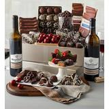 Sweet Treats Wine Pairing Collection - Two Bottles - Gift Baskets  Fruit Baskets - Harry and David | White Wine Red