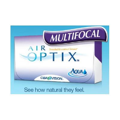Air Optix Aqua Multifocal By Ciba Vision