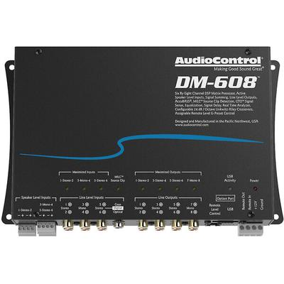 AudioControl DM-608 6x8-Channel Matrix DSP