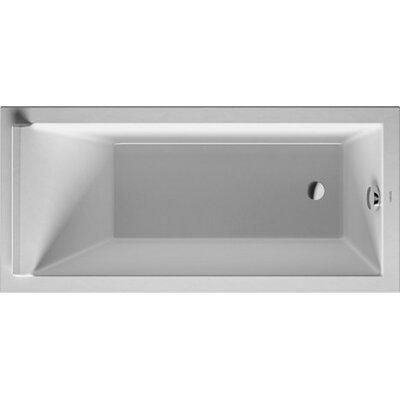 "Duravit Starck New 59"" x 27.5"" Soaking Bathtub 7003310000..."