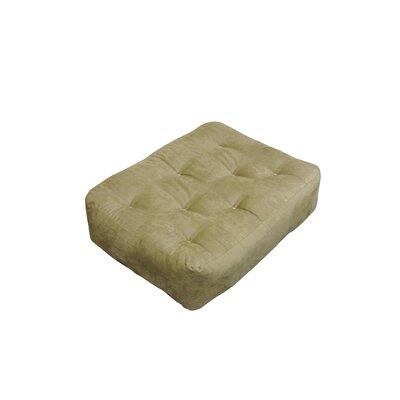 Gold Bond Double Foam 10 in. Futon Mattress Chocolate - 0612I0-0101