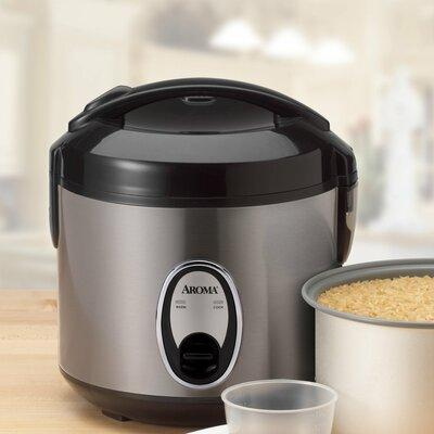 Aroma Housewares 8-Cup Cool Touch Rice Cooker 021241669146
