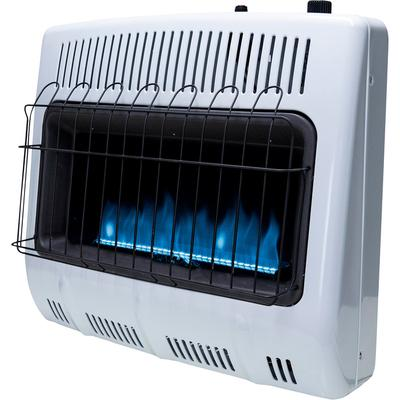 Mr. Heater Natural Gas Vent-Free Blue Flame Wall Heater - 30,000 BTU, Model MHVFB30NGT
