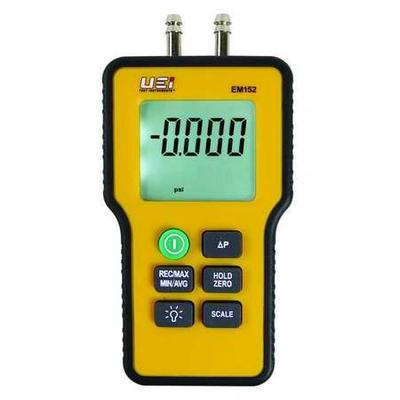 UEI TEST INSTRUMENTS EM152 Dual Differential Input Manome...