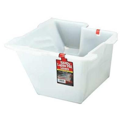 HANDY PAINT PRODUCTS 4510-CT Paint Pail Liner,1 gal.,For ...