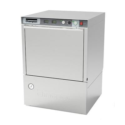 Champion UH-230B High Temp Rack Undercounter Dishwasher - (40) Racks/hr, 240v/1ph