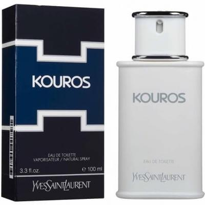 Yves Saint Laurent Kouros' Men's 3.3-ounce Eau de Toilett...