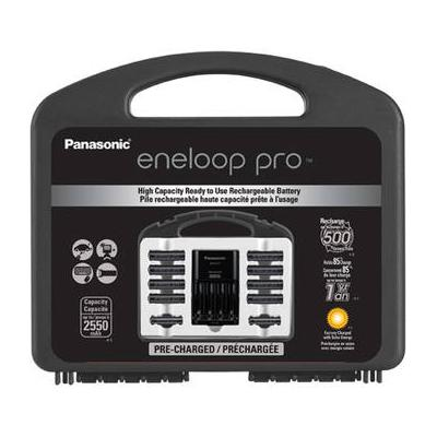 Panasonic eneloop pro High Capacity Power Pack with Charg...