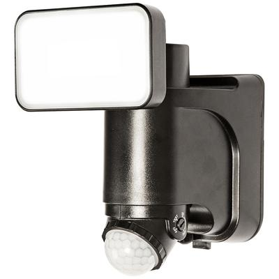 HeathCo Black 300 Lumen Motion-Activated Solar LED Securi...