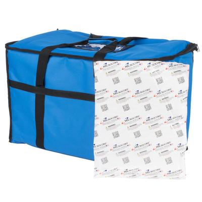 Choice Insulated Food Delivery Bag / Pan Carrier with Mic...