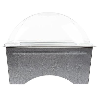 Sterno Products Full Size Silver Vein Stackable Chafer wi...