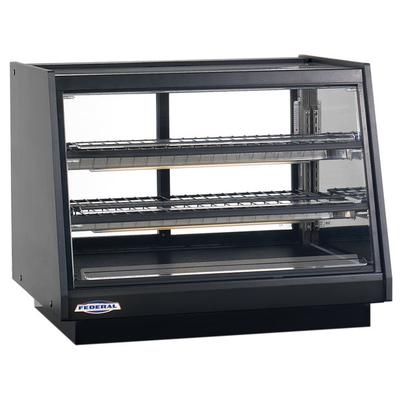 """Federal ERR-4828 Elements 48"""" Refrigerated Countertop Dis..."""
