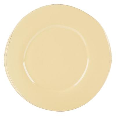 "World Tableware FH-504B Farmhouse 12"" Round Butter Yellow..."