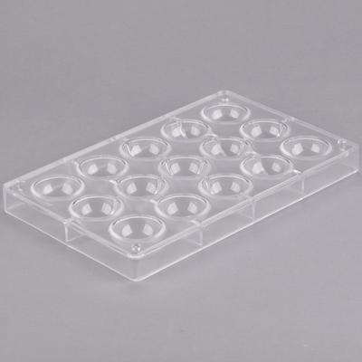 Matfer Bourgeat 380148 15 Compartment Large Half Spheres ...