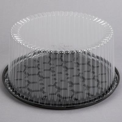"D&W Fine Pack G40-1 10"" 2-3 Layer Cake Display Container ..."