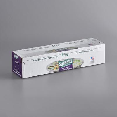 "Choice Safecut 24"" x 2000' Premium Foodservice Film with ..."