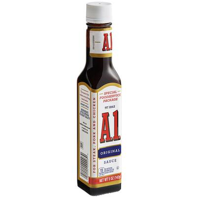 A1 Steak Sauce 5 oz.