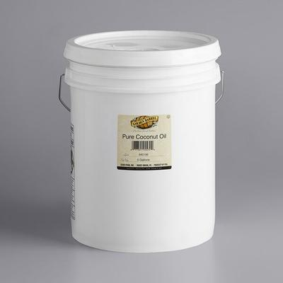 Golden Barrel 5 Gallon (38 lb.) Coconut Oil