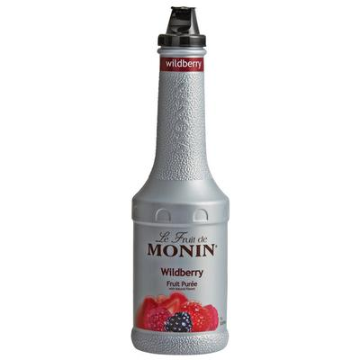 MONIN 1 Liter Wildberry Fruit Puree