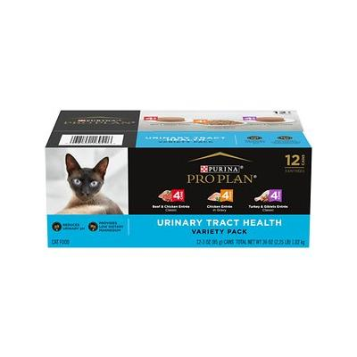 Purina Pro Plan Urinary Tract Health Variety Pack Canned ...