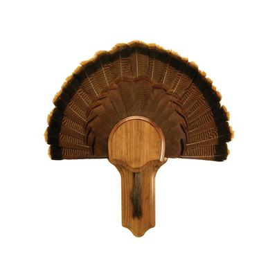 Walnut Hollow Country Deluxe Turkey Mounting Kit Walnut