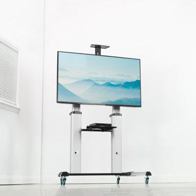 VIVO Ultra Heavy Duty Mobile Stand TV Cart Mount STAND-TV22S