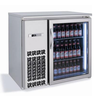 Infrico IMD-ERV36IIGD 36.38 (1) Section Bar Refrigerator ...