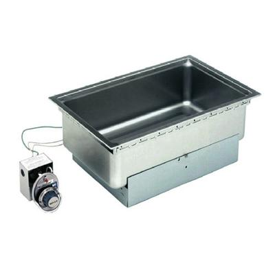 Wells SS206 Drop-In Rectangular Hot Food Well - Top Mount...