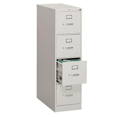 HON 310 Series Vertical File Cabinet With Lock