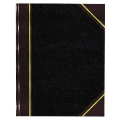 "Omega National 56231 Texthide 10 3/8"" x 8 3/8"" Black / Bu..."