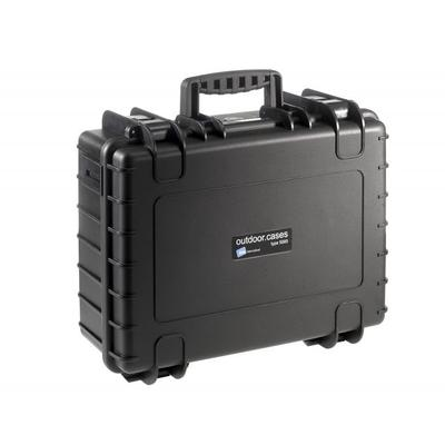 B&W International Dry Boxes Type Black Outdoor Case With ...