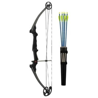 Genesis Archery Equipment Bow Set Carbon RH Model: 12248