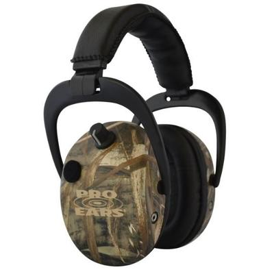 Pro-Ears Hearing Protection Stalker Gold Shooting NRR 25 ...