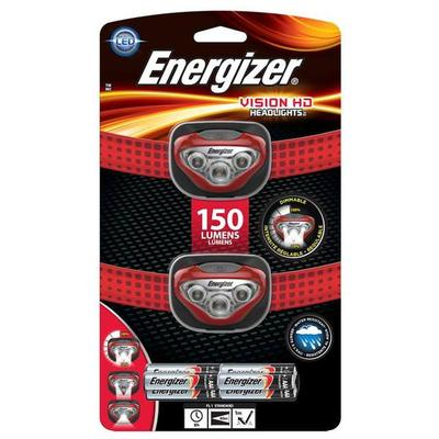 Energizer 91159 - Red Vision HD LED Headlight (Batteries ...