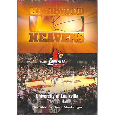 TMR Louisville Cardinals Hardwood Heavens: Freedom Hall DVD
