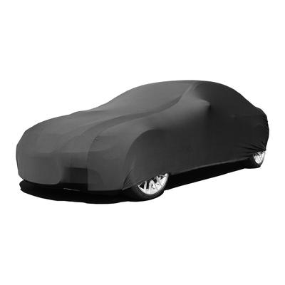 Buick Riviera Car Covers - Indoor Black Satin Dust Car Co...