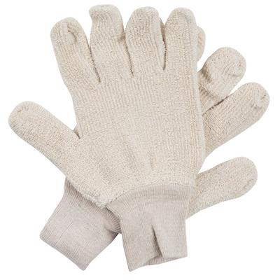 Loop-Out Natural 18-Ounce Terry Work Gloves - Large - Pai...