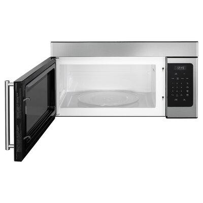 Smeg OTR316XU 30 Classic Over The Range Microwave Stainless Steel