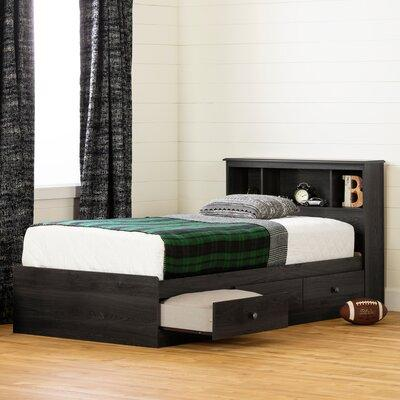 South Shore Zach Twin Mate's Bed with Storage 3569080