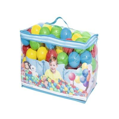 Bestway Up, In and Over Splash and Play Balls 52027