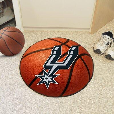 Fan Mats NBA Basketball Doormat 10194 NBA: San Antonio Spurs