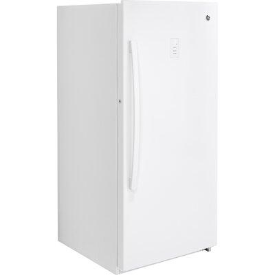 GE Appliances 14.1 cu. ft. Frost-Free Upright Freezer FUF...