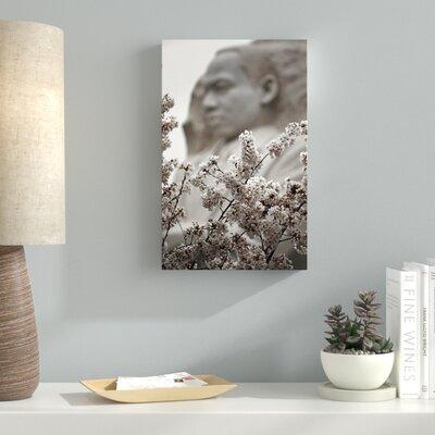 Latitude Run MLK Blossoms Photographic Print on Wrapped C...