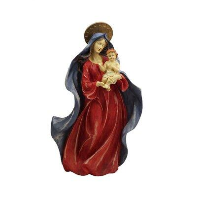 northlight religious virgin mary with baby jesus christma