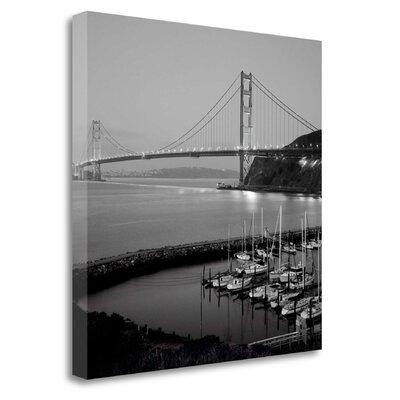 Tangletow Golden Gate Bridge - 31' Photographic Print on ...
