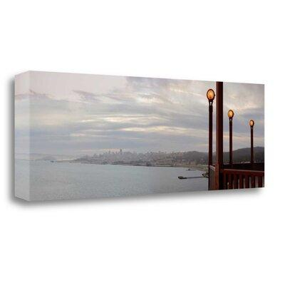 Tangletow Golden Gate Bridge Pano - 123' Photographic Pri...